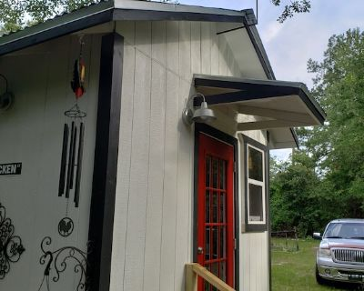 Chicken Coop 2-Tiny House - St. Augustine