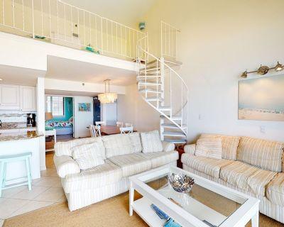 Sea Colony Ocean 9th floor condo w/ gym, tennis court, and balcony! - Bethany Beach