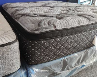 NEW IN STOCK MATTRESSES SAME DAY PICK OR DELIVERY ask me how to get one today for $39
