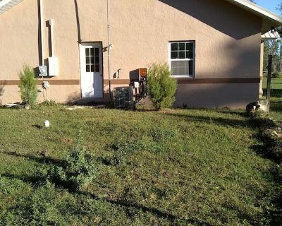 Ocala 2 bedroom suite In beautiful block home on horse farm - Ocala