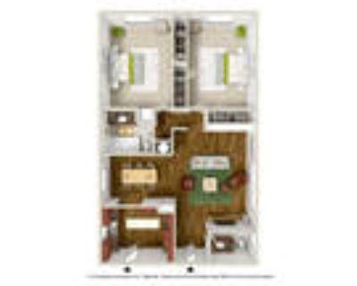 Colonial Manor Apartments - 2 Bedroom 1 1/2 Bath