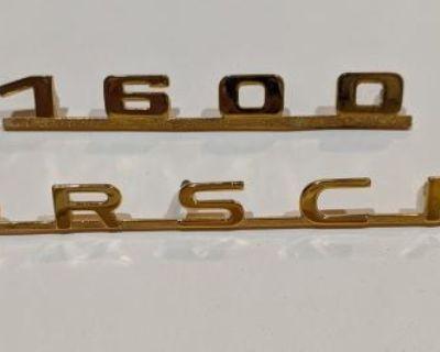 NOS Script Porsche and 1600