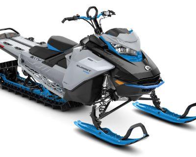 2022 Ski-Doo Summit Edge 165 850 E-TEC SHOT PowderMax Light 3.0 w/ FlexEdge Snowmobile Mountain Island Park, ID