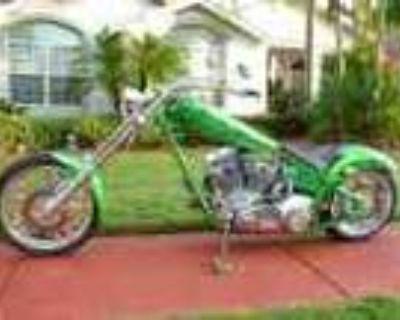 2005 American Ironhorse Aih Legend Chopper Very Very Good Conditi