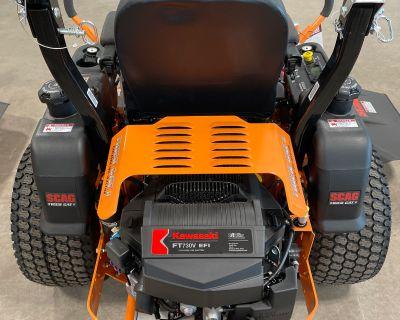 2021 SCAG Power Equipment Tiger Cat II 61 in. Kawasaki EFI 26 hp Commercial Zero Turns Rothschild, WI