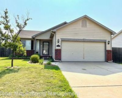 710 S Leeanne Cir, Wichita, KS 67207 3 Bedroom House