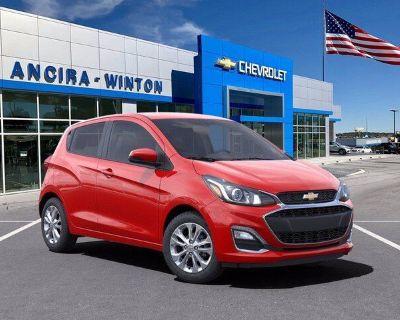 New 2021 Chevrolet Spark LT