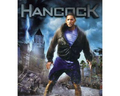 Hancock Dvd (2008) Will Smith, Charlize Theron, Jason Bateman