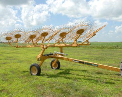 2020 Vermeer VR1224 Carted Wheel Rake