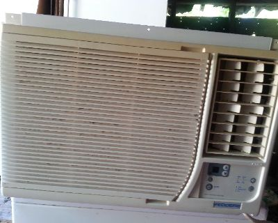 AC units, Refrigerators and Misc. for sale