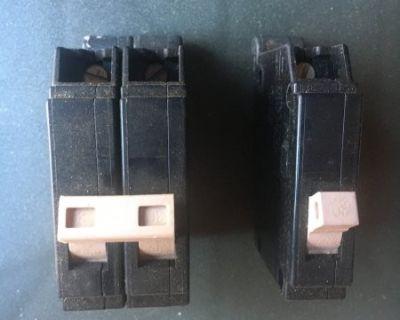 FS Cutler-Hammer circuit breakers