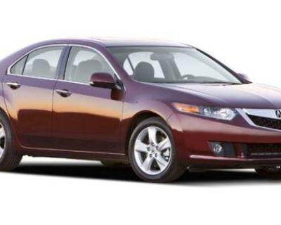 2009 Acura TSX Standard