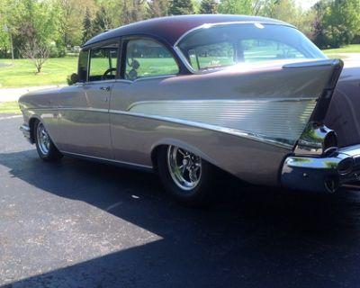 1957 Chevrolet 210 2-door coupe