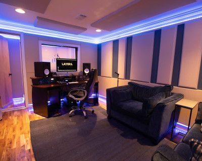 Ellenwood Modern Home & Recording Studio, Ellenwood, GA
