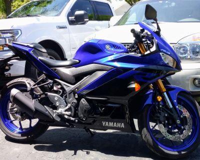 2019 Yamaha YZF R3