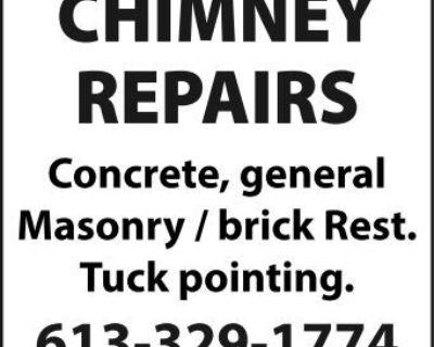 CHIMNEY REPAIRS Concrete, g...