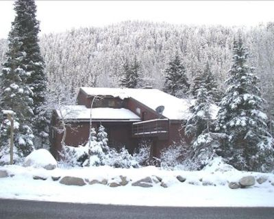 Great ski house with easy access yet a world apart... - Salt Lake Mountain Resorts