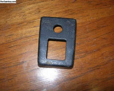 VW stamped trim piece could be for seat belt Gp