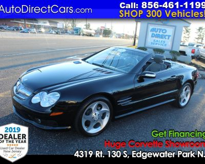 Used 2005 Mercedes-Benz SL-Class 2dr Roadster SL550