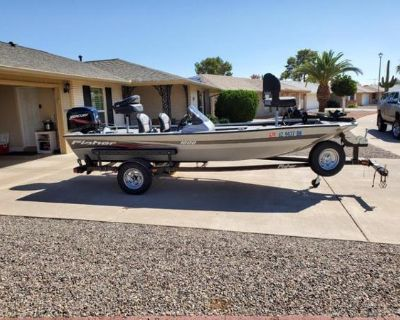 2008 Fisher 1600