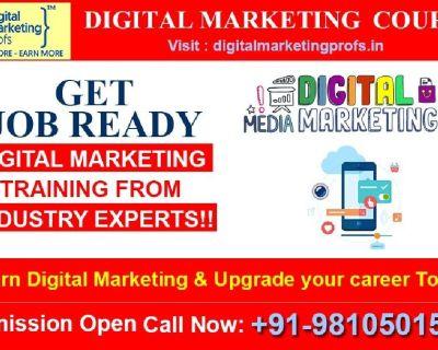 Advanced Digital Marketing Course Training In Pitampura  | Digital Marketing Profs