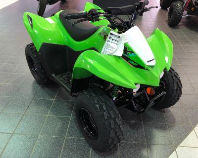 2022 Kawasaki KFX 50 ATV Kids Asheville, NC