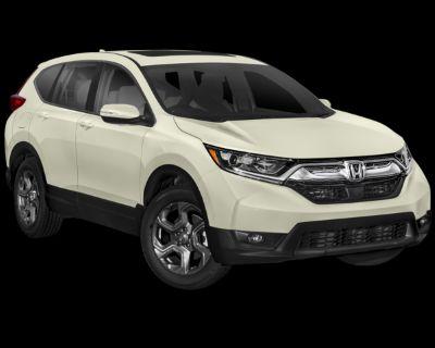 Pre-Owned 2018 Honda CR-V EX-L AWD