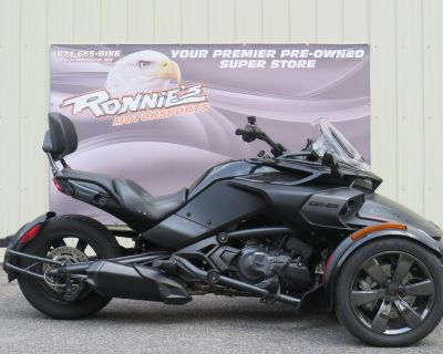 2016 Can-Am Spyder F3-S Special Series 3 Wheel Motorcycle Guilderland, NY