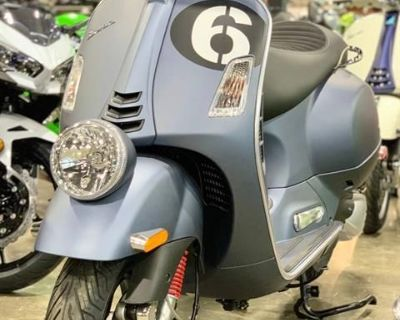2021 Vespa Sei Giorni 300 HPE Scooter Plano, TX