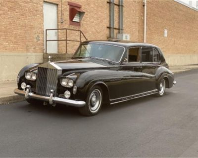 1963 Rolls-Royce Phantom V