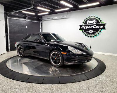 Used 2000 Porsche 911 Carrera Cabriolet