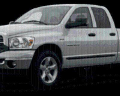 2007 Dodge Ram 1500 SLT Quad Cab Long Bed 2WD