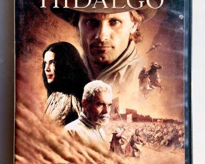 Hidalgo Dvd (2004)  Viggo Mortensen, Omar Sharif