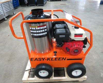 4,000 PSI Hot Water Pressure Washer