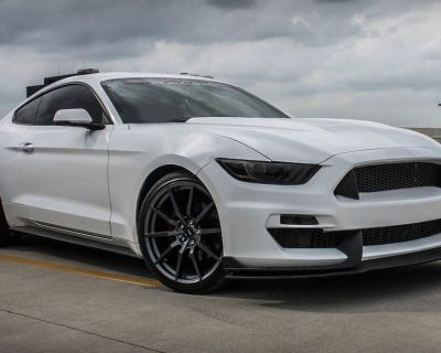 Enhance the aggressive style of your Mustang with Anderson Composites GT350 Body Kit!