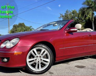 2006 Mercedes-Benz CLK CLK 350