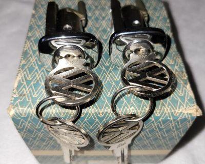 Type 3 62-67 Driver Door Lock Cylinder with Keys