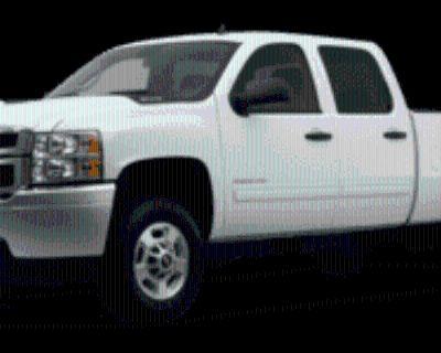 2012 Chevrolet Silverado 2500HD WT