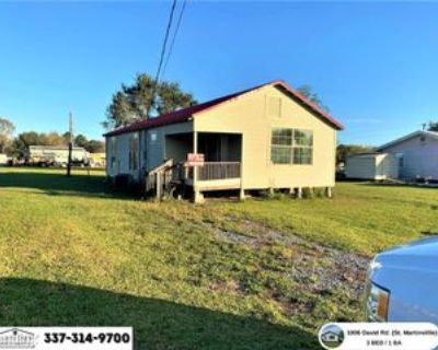 1006 David Rd, Saint Martinville, LA 70582 3 Bedroom House