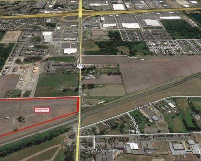 19.65 acre Mixed Use Development Parcel