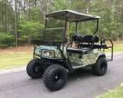 Like New High Performance EZ-GO Hunting Buggy, Built 9/2019