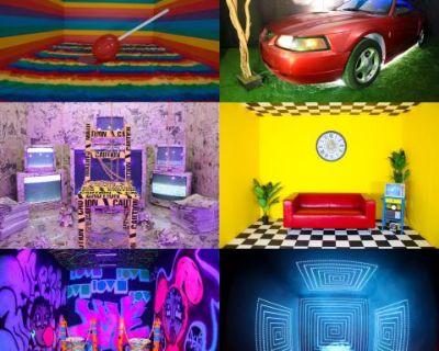 Hue Ville Studios - Multi Creative/Colorful Sets, Los Angeles, CA