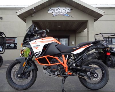 2018 KTM 1290 Super Adventure R Dual Purpose North Mankato, MN