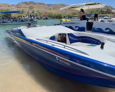 2008 Magic Powerboats scepter