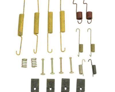 Mazda 626 323 Mx6 Protege & Ford Probe New Brake Drum Hardware Kit 084-1225