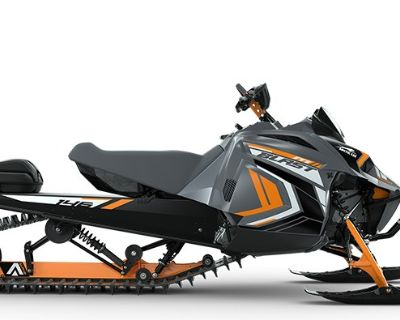 2022 Arctic Cat Blast M 4000 ES with Kit Snowmobile Mountain Osseo, MN