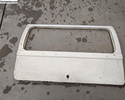1967 Volkswagen Bus rear hatch cargo door