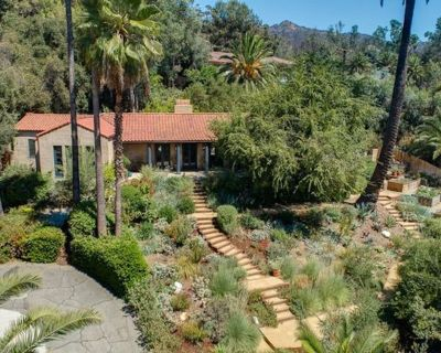 The Gale House; a Historical Spanish Style Ranch House - Eagle Rock
