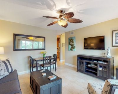 Modern, Resort-Style Condo Steps from the Beach Near Fort Lauderdale - Pompano Beach