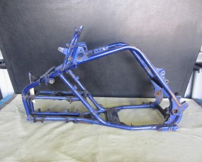 03 Yamaha Raptor 660 Frame Far003